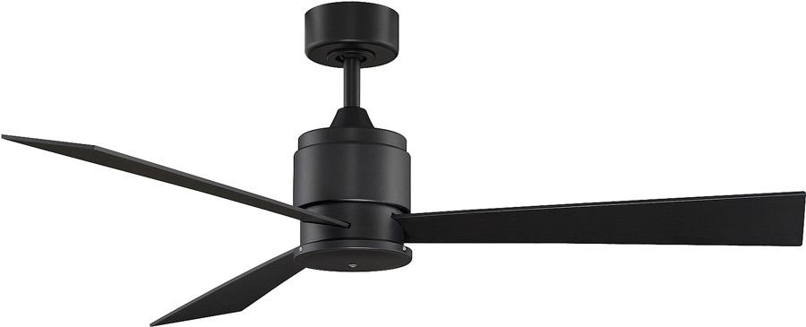 Zonix ceiling fan black black modern digs furniture zonix ceiling fan black black aloadofball Choice Image
