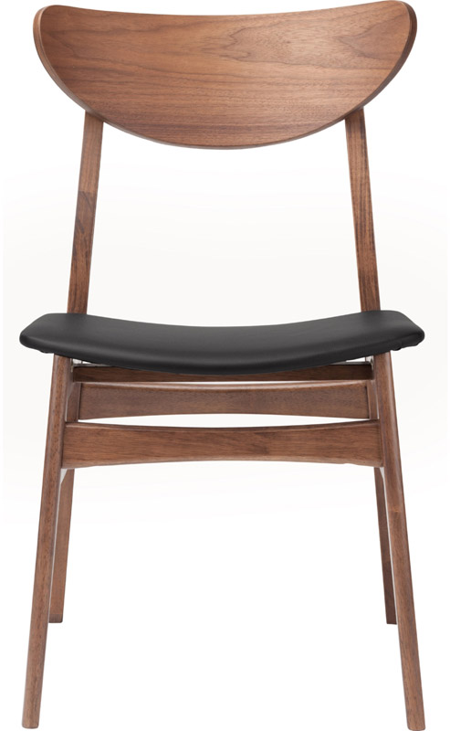 Colby Dining Chair   Walnut