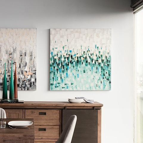 Scatterblue Wall Art