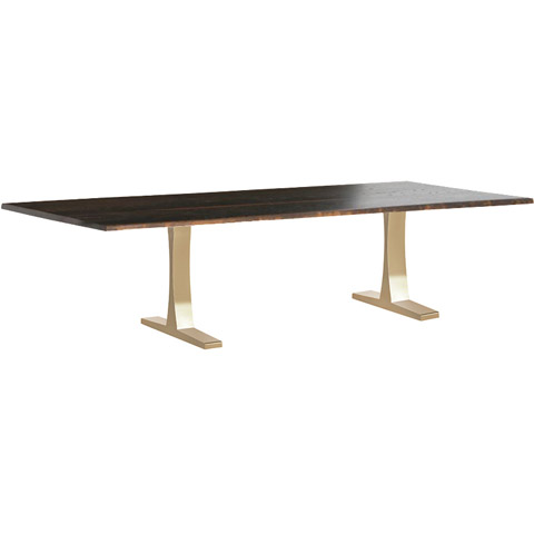 Toulouse Gold Dining Table
