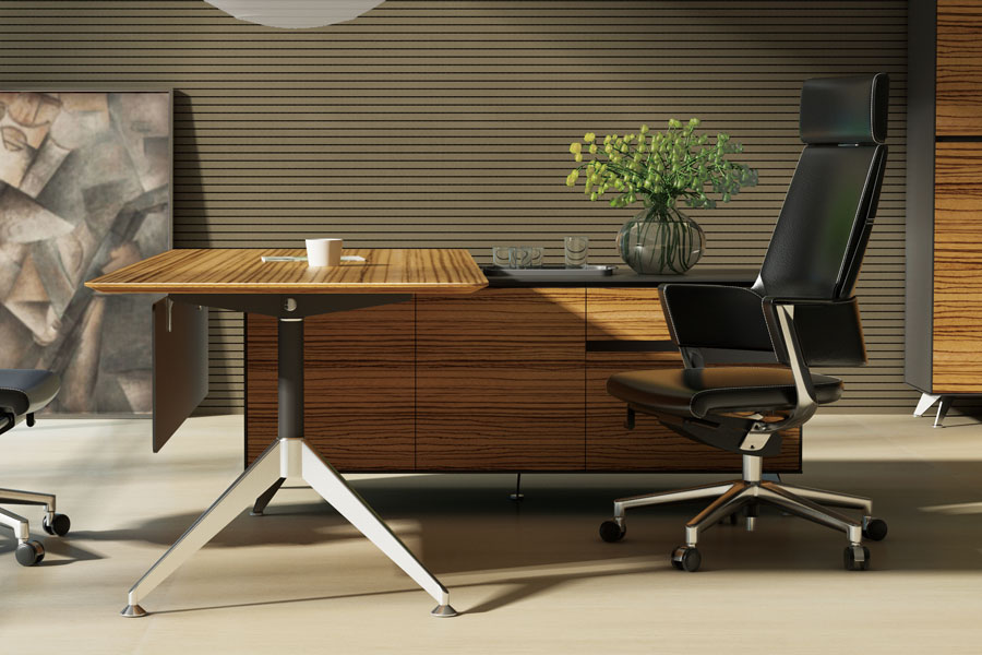 Arundel Modern Executive Desk