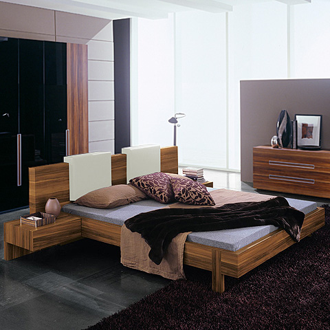 Gap Bed & Nightstands