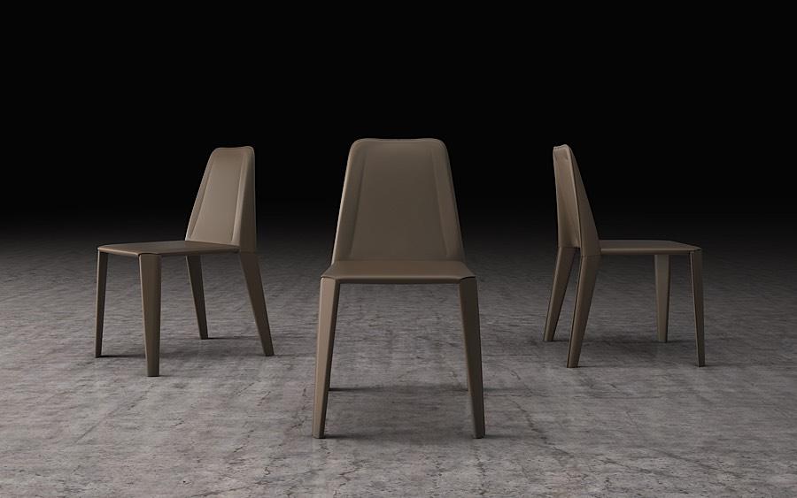 Grosseto Dining Chair By Modloft Modern Digs