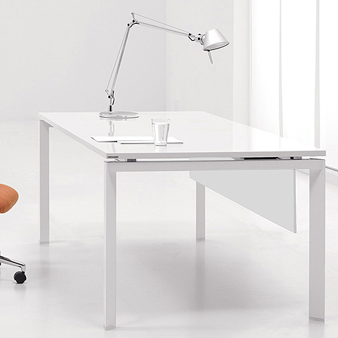 Exceptionnel The Lucid Desk White