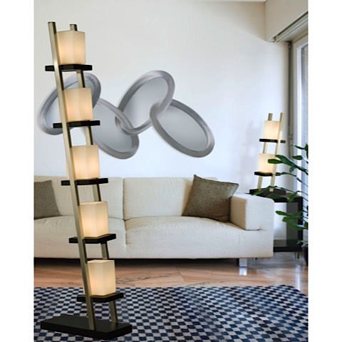 Escalier Floor Lamp