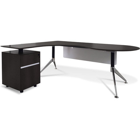 Carlisle Desk & Return