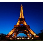 Night Eiffel