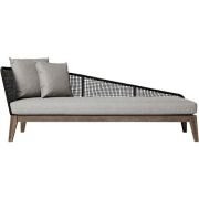Netta Outdoor Chaise