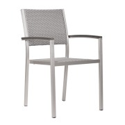 Miami Aluminum Arm Chair