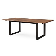 Capitola Rustic Elm Table