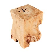 Chunk End Table