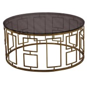 Zinc Coffee Table