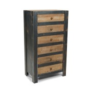 Bolt 6 Drawer Dresser