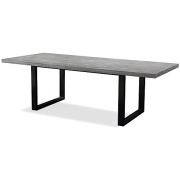 Upper Lake Concrete Table