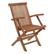 Regatta Folding Arm Chair