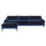 Anders Velour Sectional