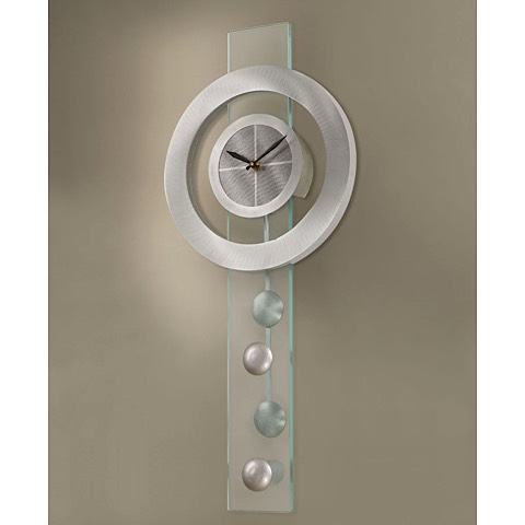 Juggling Time Wall Clock