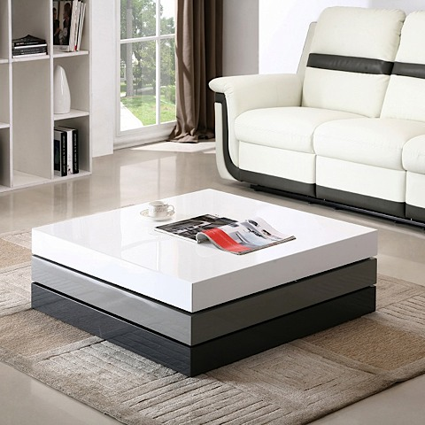 Spectrum Swivel Coffee Table