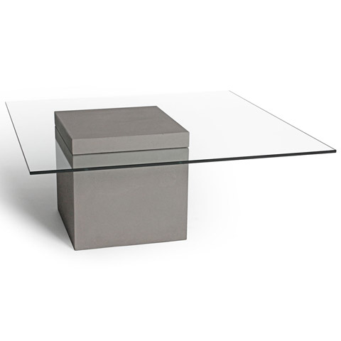 Zest Glass Coffee Table