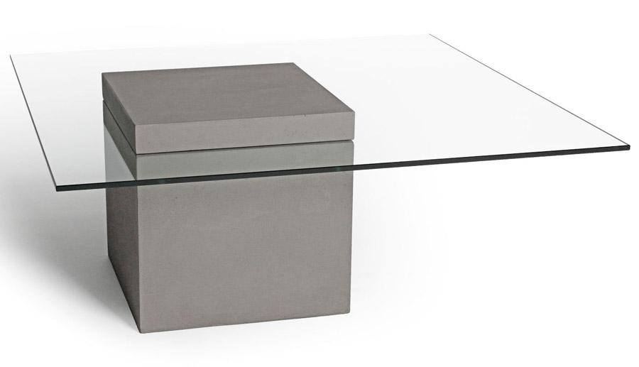 Modern Concrete Coffee Table