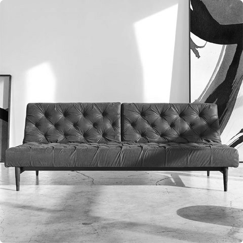 Oldschool Sofa Custom Fabric | Styletto