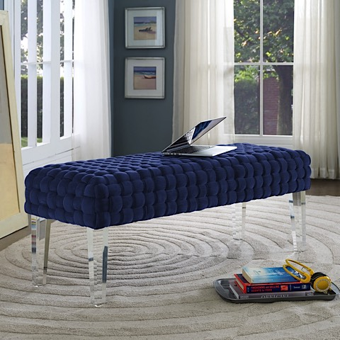 Sal Woven Bench