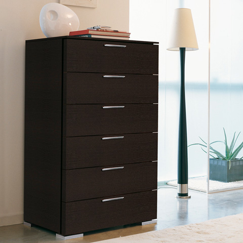 Marrone Tall Chest