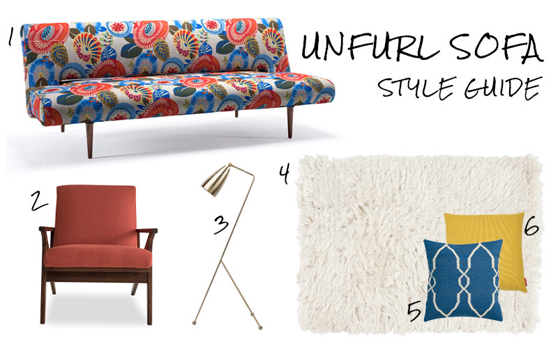 ... March Has Arrived And With It, Weu0027re Getting Ready For Spring Since It  Is Just Around The Corner! In Order To Celebrate, Here Is Our Unfurl Sofa  Style ...