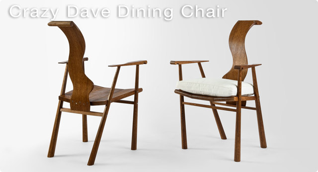 Crazy Dave Dining Chair