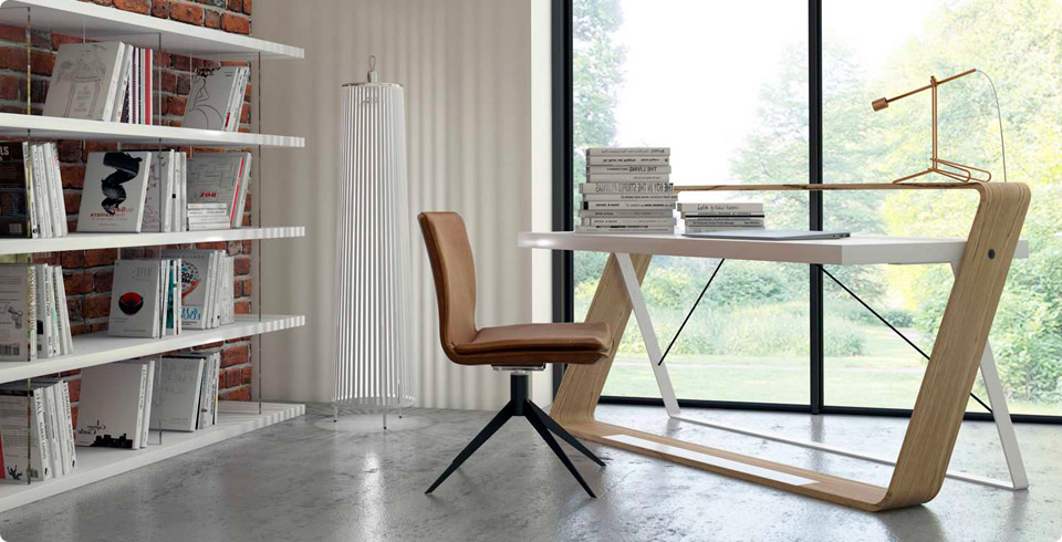 contemporary home office chairs. Shop Cool, Modern Office Furniture Contemporary Home Chairs R