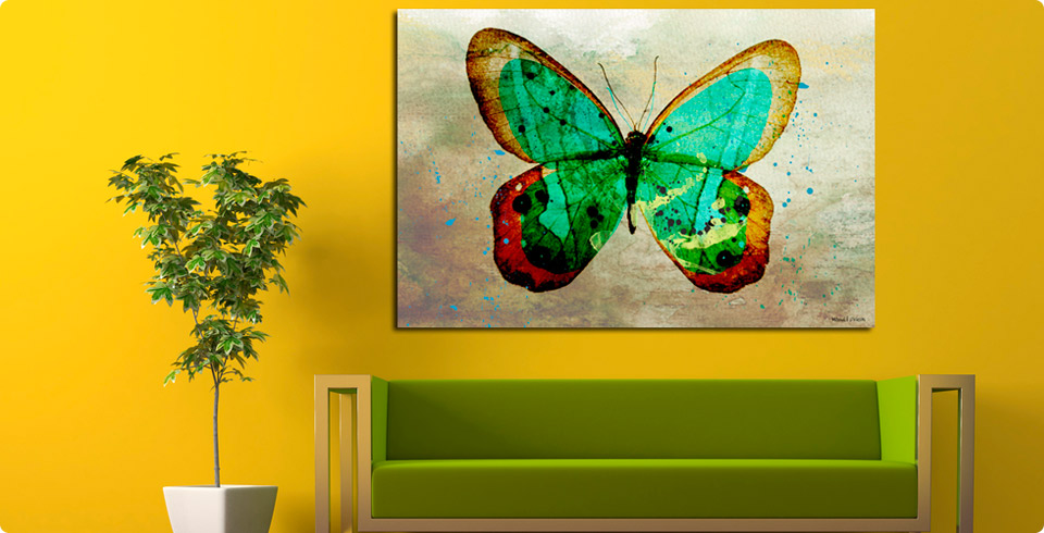 Modern Abstract Wall Art | Abstract Contemporary Wall Art