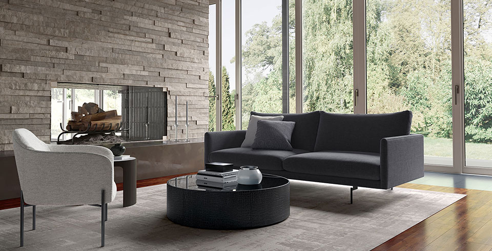 Contemporary Modern Living Room, Contemporary Living Room Sets