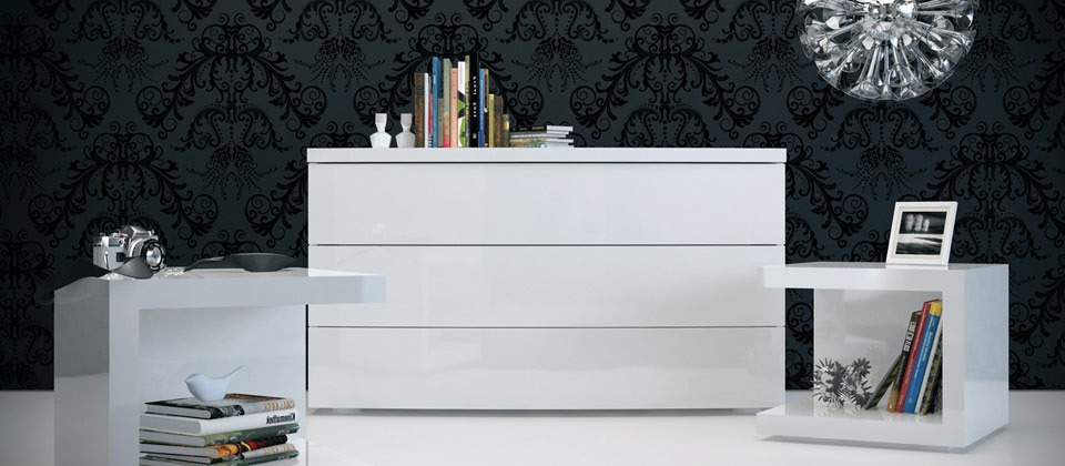 ... Sleek And Modern Dressers Are The Necessary Compliment. No Bedroom Can  Look Clean Or Contemporary Without The Contemporary Chests, Drawers And  Storage ...