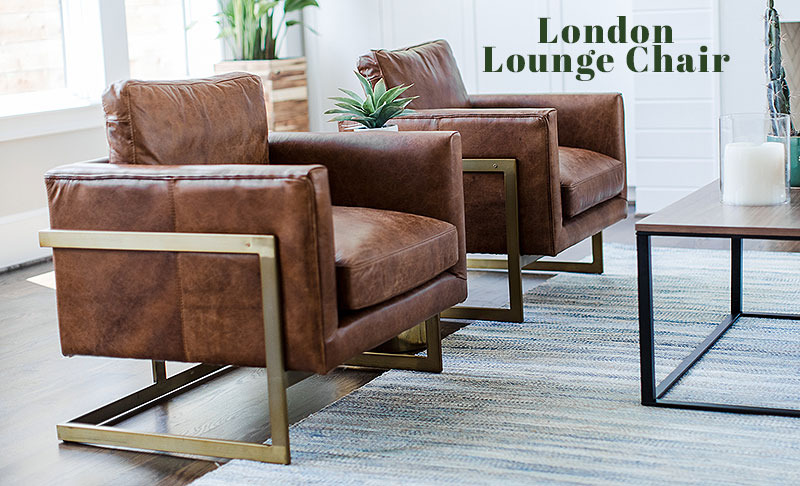 15 Modern Accent Chairs To Lounge Away, Modern Living Room Chairs