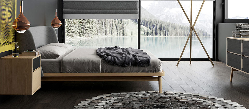 Find The Modern Bed Of Your Dreams