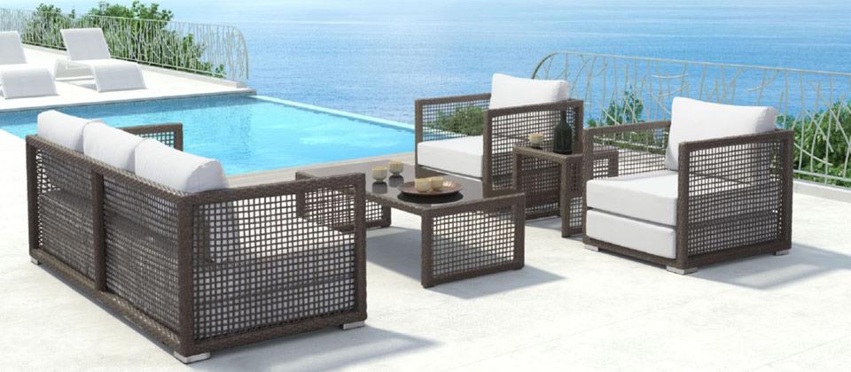 Modern Outdoor Sofas Lounge Seating Modern Digs