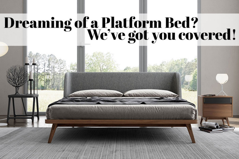 . The 15 Best Modern Platform Beds for 2019   Modern Digs