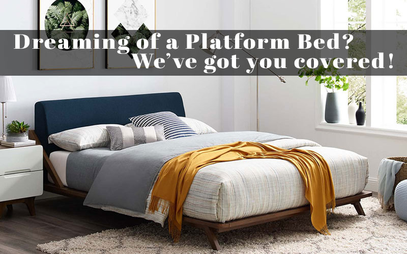 The 15 Best Modern Platform Beds For 2020 Modern Digs
