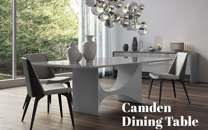 14 Modern Dining Table Designs For 2019, Contemporary Dining Room Tables