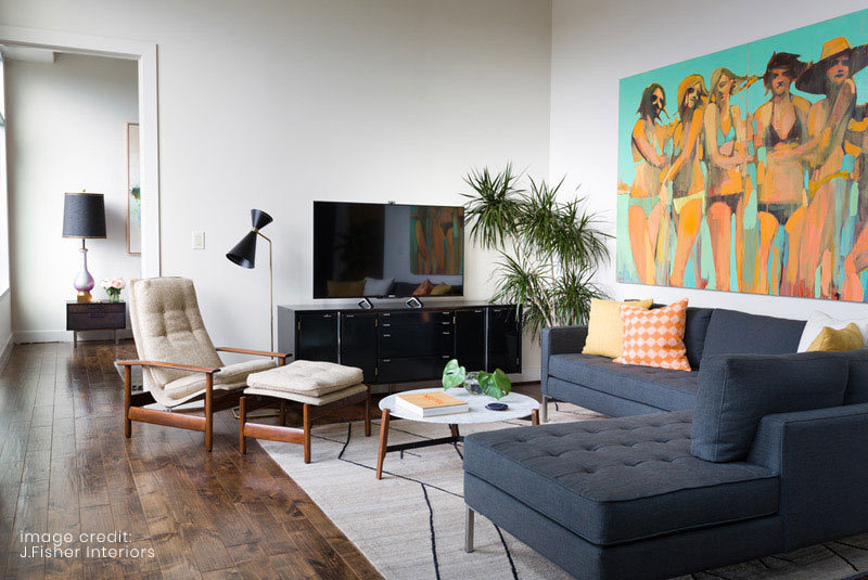 8 Ideas for Your Modern Living Room Design | Modern Digs