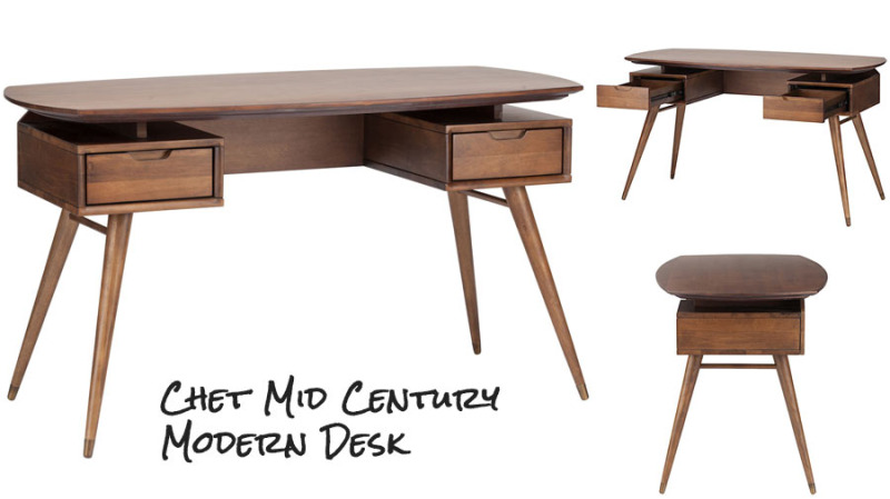 Best Office Desk Guide: 30 Modern Desks You\'ll Love | Modern ...