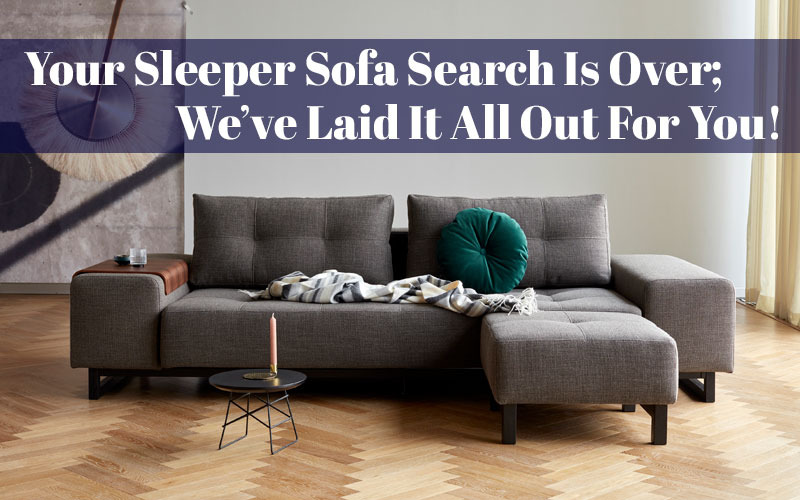 The 24 Best Modern Sleeper Sofa Beds for 2019 | Modern Digs