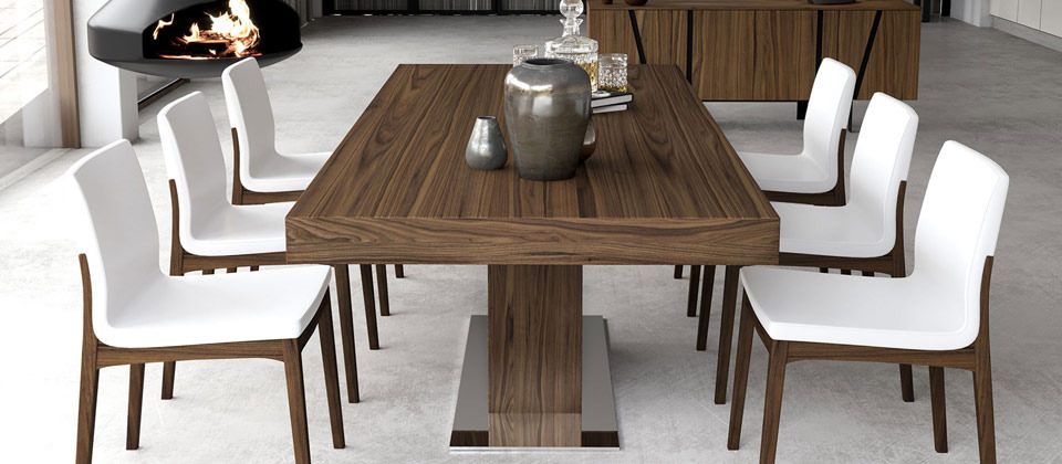 High End Dining Tables Cool Dining Room Tables - Very modern dining table